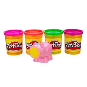 4 Botes + Limpia Mascota Play-doh