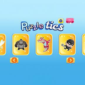 Para Premmiumspannbsp; Puzzle Tics nbsp;aplicación Superpaquitospan uFKc31JTl