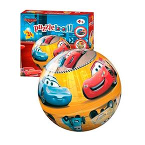 Piezas Puzzleball Cars Ravensburger 24 Disney Z8ONwPkXn0