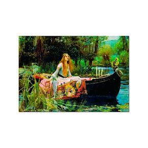 Educa Borrás – Puzzle 1500 Piezas – La Dama De Shalott, John William Waterhouse