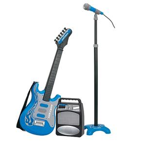 On Electónica Amplificador Play Con Guitarra 0nOP8Xwk