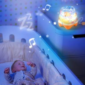 De Lámpara Carroussel Voz Sensor Dream Océano Theater Con rdoBeCWQx