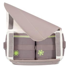 Bandolera Box Termo Almendra Verde Con Bolso wOkPn0