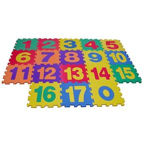 Alfombra/puzzle De Numeros Bruin