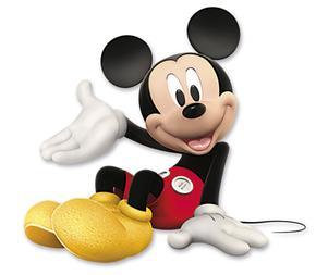 Teclado Mouse House Mickey Club Electrónico PiXZukO