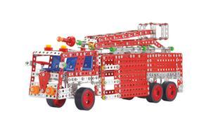 Bomberos Camión Construye Tu Construye De rChdsxtQ