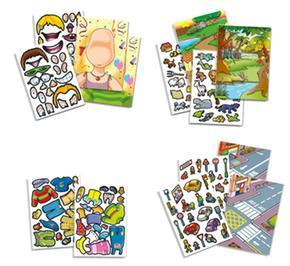 Kits Magnéticos Maletín Maletín Kits Manualidedos 4 Kits 4 Maletín Magnéticos 4 Manualidedos Manualidedos 8nOkwPXZN0