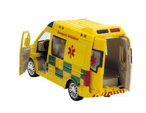 f Y Sonido Ambulancia De R 4r Emergencias Con Luz v8N0mnw