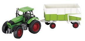 Tractor Con Remolque 67 Cm