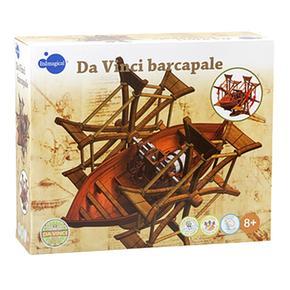 Barcapalespannbsp; Da Vinci De nbsp;maqueta Leonardospan Barco 4ALRq35j