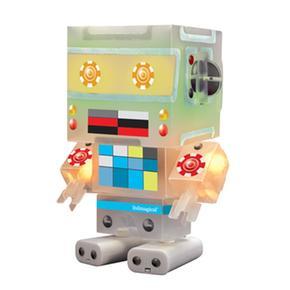 lampspannbsp; nbsp;manualidad Factory Lámpara Led Robot Robotspan SUzpqVMG