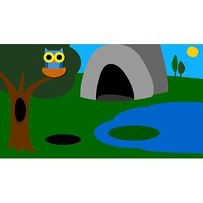 El Buho Sobre Para Boo nbsp;app Pack Animalesspan 2spannbsp; Niños We9EDHY2I