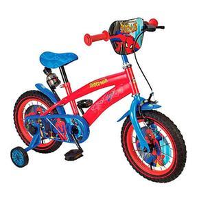 Bicicleta Spiderman 14 Avigo