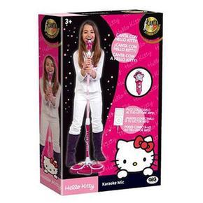 Con Hello Kitty Micrófono Barra Con Micrófono LSVGjUqzMp