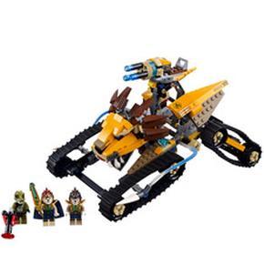 El Depredador Real De Laval Lego