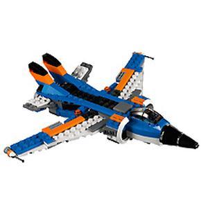 Avión Ultrasónico Lego