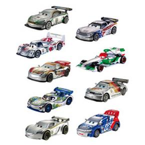 Coches Silver Cars Mattel