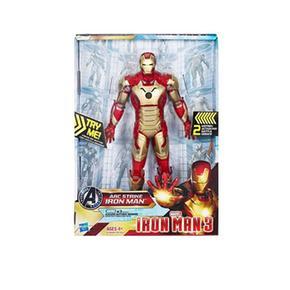 Iron Man – Plan De Vuelo (varios Modelos)