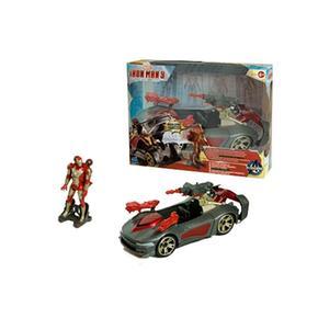 Iron Man – Vehículo Lanza Iron Man