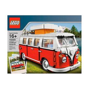 Lego T1 Furgoneta Volkswagen Lego 10220 fgY6yb7