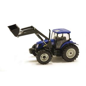 Tractor New Holland T6020 Con Pala