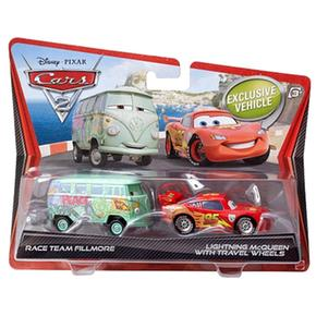 Cars 2 pack 2 coches cars 2 fillmore y rayo mcqueen - Juguetes disney cars ...