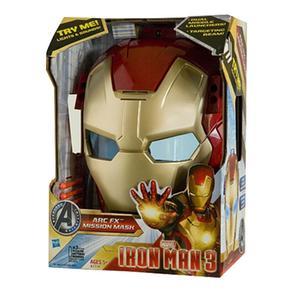 Iron Man – Máscara Electrónica
