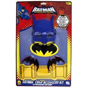 Años Disfraz 7 Exclusivo Set Batman 5 Blister Jl1FcK