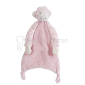 Doudou Pink Monkey Mickey