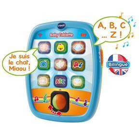 Tablet Baby Francés Tablet inglés Baby Bilingüe Tcl1JFK