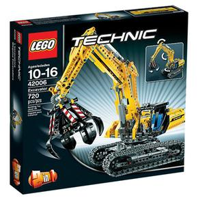 Technic Máquina Excavadora