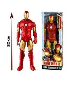 Iron Man Figuras Titan