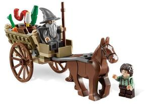 La Gandalf SrAnillos Lego De Llegada ZuPkXi