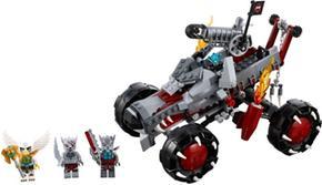 Lego Asalto Lobo De El Wakz Chima OkwPn0