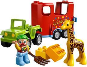 Circo Duplo Remolque Lego El Del nwkX8P0O