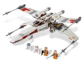 Star X wing Starfighter Wars Lego zMpSUV