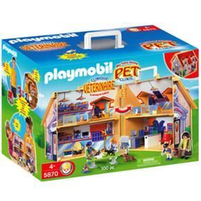 cl nica veterinaria malet n juguettos