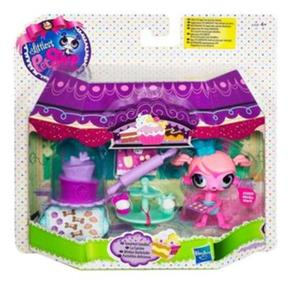 Pet Trucos Dulces Littlest Shop CAccesorios 3RLAj54