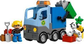 De Camión Basura Lego Duplo oeCrxdB