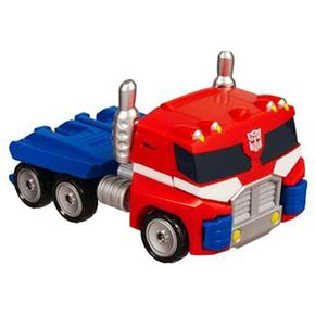 Bots Heroes Playskool Prime Rescue Transformables Optimus Transformers Rj54L3A