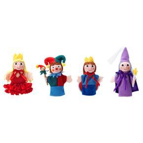 Puppet Dedospan Castillospannbsp; De nbsp;marionetas Set lK1uFcT5J3