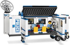 Lego City 7288 Móvil Comisaria Lego Móvil Lego City 7288 Comisaria v7gYf6yb