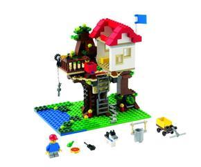La Árbol Casa En Creator El Lego CoerdxB
