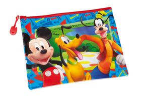 Mickey House Neceser Impermeable Mouse Club Transparente 9HIYWE2D