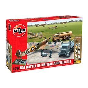 Airfix – Raf Battle Of Britain Airfield – 1:76