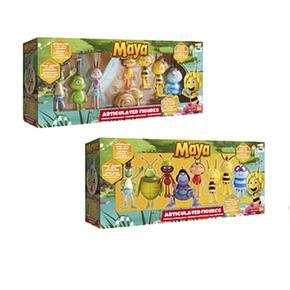 Abeja Maya La 8 Modelos Coleccionablesvarios Figuras lK3TcF1J