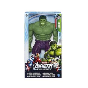 Figura Titan Cm Hulk Los Vengadores 30 3L4Rj5Aq