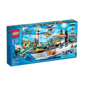 Lego City – Barco De Guardacostas – 60014