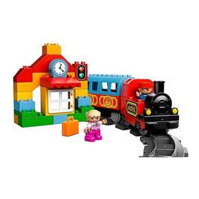 Lego Trenes 10507 Duplo Primer Mi De Set fb67yg