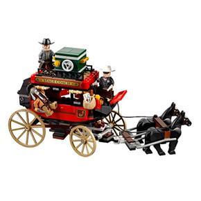 Lego Diligencia En Lone La Huida Rangers 79108 tsdQCrh